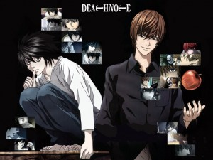 Death Note and Apples