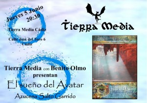 Invitación Tierra Media Cádiz